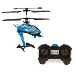 Pantoma 3.5CH Transforming RC Helicopter