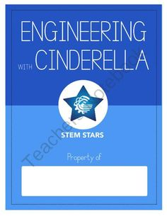 Engineering with Cinderella  from STEM Stars on TeachersNotebook.com -  (8 pages)  - A set of three engineering challenges to help incorporate engineering into elementary school learning through linking the design process to reading. Designed for all classrooms, includig STEM.