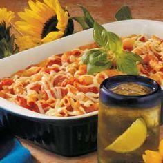 Pepperoni Rigatoni Recipe