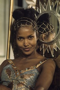 Actress Marpessa Dawn (Black Orpheus). What a beauty! - Yes indeed and my homegirl, from Pittsburgh.