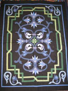 Applique Quilts made by Cairo Tentmakers 2