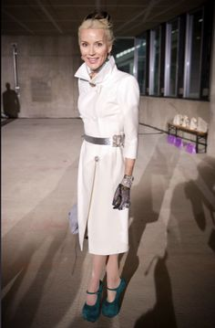 DAPHNE GUINNESS- HEIRESS, STYLE ICON