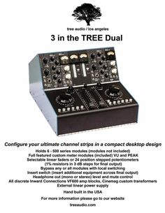 Tree Audio New Products