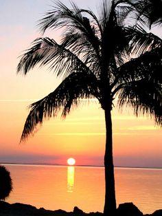 Sunset,  Key West!