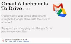 6 Must Have Google Drive Extensions for Teachers ~ Educational Technology and Mobile Learning