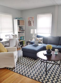 rug, famili, small space