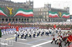 Desfile, ciudad-de-México