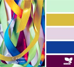 ribbon hues