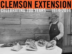 Image from Clemson University Special Collections. #ClemsonExt100
