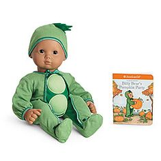 American Girl® Clothing: Bitty Pea Pod Outfit for Dolls