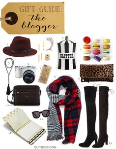 Gift Guide {The Blog