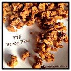 TVP Bacon Bits