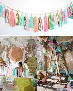 Pretty candy colours                                              #fashion #trend #design