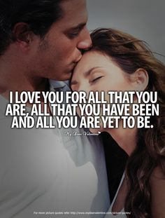 Wedding Quotes | I love you