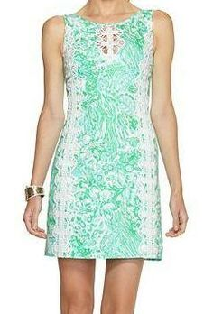 Lilly Pulitzer Resort '13- Ember Shift in Bungle in the Jungle