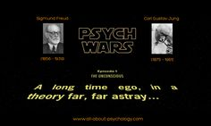 Learn all about Freud here: http://www.all-about-psychology.com/sigmund-freud.html  Learn all about Jung here: http://www.all-about-psychology.com/carl_jung.html  #SigmundFreud #CarlJung