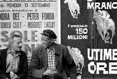 Bruno Barbey  ITALY. Naples. 1964.
