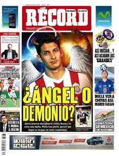 México y Guadalajara - RÉCORD 26 agosto del 2014