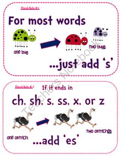 Plural+Posters+from+Travel+Teach+and+Love+on+TeachersNotebook.com+-++(4+pages)+
