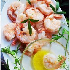 White Shrimps Recipe