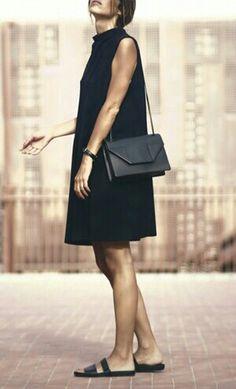 #cool #beautiful #fashion #black #dress #cute #style #simple #elegant