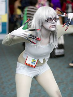 Left 4 Dead witch by San Diego Shooter, via Flickr