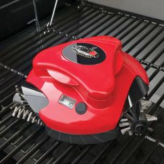 GrillBot - Automatic Grill Cleaning Robot