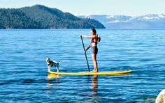It's summertime in Lake Tahoe and the activity options are endless. Here is your 2014 Lake Tahoe Summer Guide.