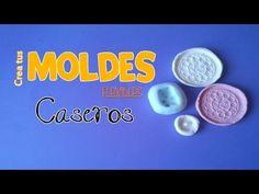 como hacer Moldes Flexibles caseros - YouTube