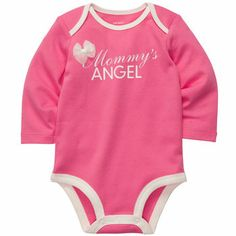 """Mommy's Angel"" #carters"