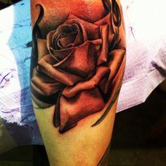 #tattoo by Eric Marcinizyn