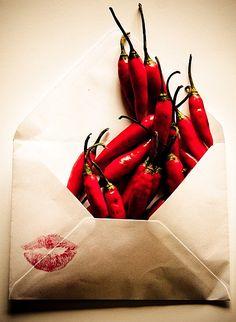 burning hot by Nina Matthews