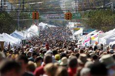 Sauerkraut Festival * Waynesville, Ohio