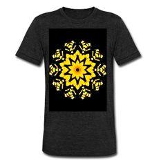 Mandala T Shirt On Pinterest T Shirts Lotus Mandala And
