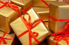 14 Unusual Ways to Wrap Your Holiday Gifts #GiftWrap #WrappingPaper #Christmas