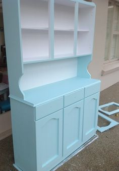 Clares Place: Kitchen Hutch Makeover