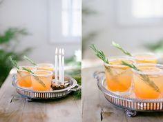 Orange Rosemary Spritz