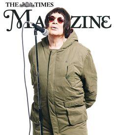 ¿Liam Gallagher en el Festival de Eurovisión?