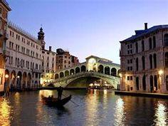 Venice, Italy - Unique in all the world.