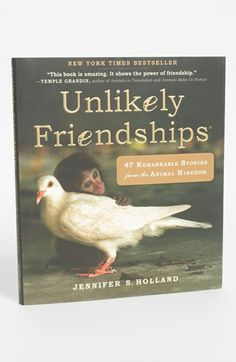 Workman Publishing 'Unlikely Friendships' Book