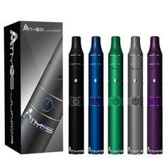 The Atmos Junior vaporizer pen provides weed smokers an easily concealable, discreet looking product that offers an extremely desirable user experience.  This vaporizer pen is suitable for any time and place and is constructed using advanced, heavy duty architecture for supreme strength and longevity.