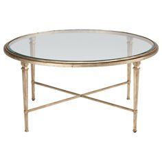 Heron Round Coffee Table - Ethan Allen .