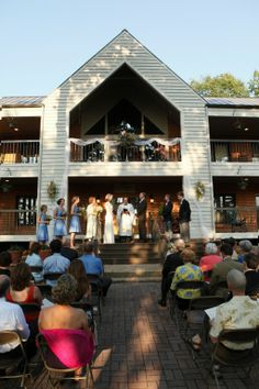 The backyard at The Iris Inn will be the first place you take your steps as Bride & Groom. For more information, visit http://www.irisinn.com/weddings.html  #BnB #VA #Virginia #Wedding #Bride #Groom #IDo