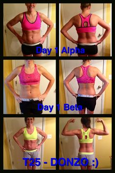 So motivating----My Focus T25 Alpha and Beta results. -6.8lbs and -3.5 inches. Love Shaun T and the 25 Minute workouts, who doesn't have 25 minutes to better their health?? You can do this too! Contact me at: https://www.facebook.com/livelovethefitlife for support, motivation, and friendship you need to help you reach your goals!