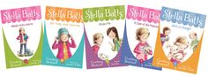 The Stella Batts Series for P