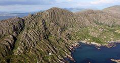 Coomeen, Beara Peninsula, Co Cork. Photograph: Flight Sgt Willie Barr/Pilot: Lt Col Ronan Verling/Air Corps