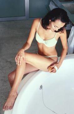 DIY Cellulite Treatment