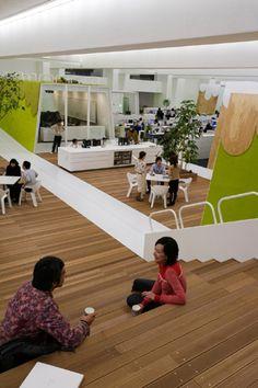TBWA/Hakuhodo Offices | 2