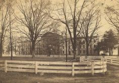 Throwback Thursday: 208 years ago today the first students entered the University of South Carolina, then South Carolina College. That's when public higher education began in South Carolina.