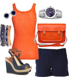 #OKC #Thunder outfit :)